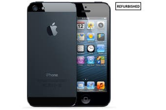Apple iPhone 5 16GB Black - Refurbished & Unlocked (AU Stock) - Grade C