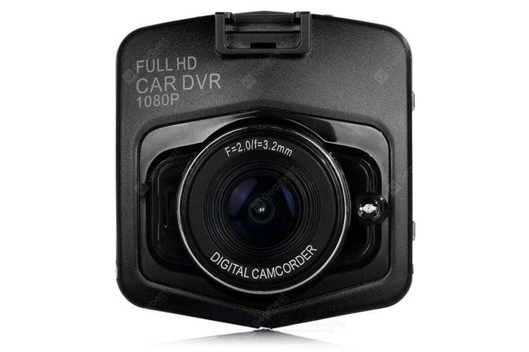 "2.4"" HD Car Dashboard Camera, DVR Video Recorder Dash Cam, Car Surveillance & Security - Black (AU Stock)"