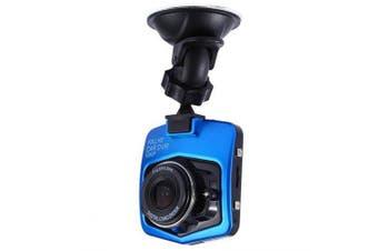 "2.4"" HD Car Dashboard Camera, DVR Video Recorder Dash Cam, Car Surveillance & Security - Blue (AU Stock)"