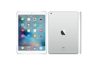 iPad Air 16GB Wifi + Cellular - Silver - Refurbished & Unlocked  - Grade C