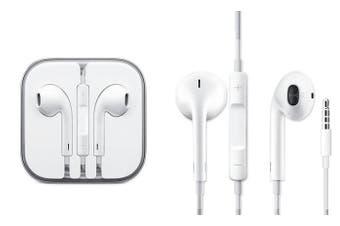 Apple Genuine 3.5mm Port Earphones (Bulk Packaging) - AU Stock