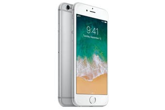 Apple iPhone 6 128GB Silver Refurbished & Unlocked  - Grade A