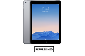 iPad Air 2 16GB Wifi - Space Gray - Refurbished - Grade A