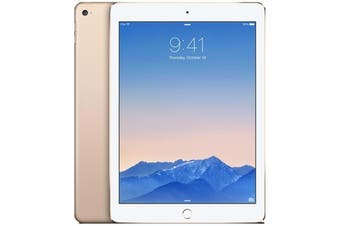 iPad Air 2 64GB Wifi - Gold - Refurbished - Grade A