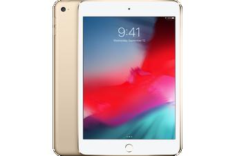 iPad Mini 4 64GB Wifi + Cellular - Gold - Refurbished & Unlocked  - Grade C