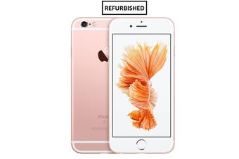 Apple iPhone 6s 64GB Rose Gold Refurbished & Unlocked  - Grade A