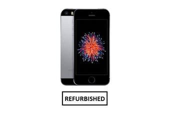 iPhone SE 16GB SPACE Black - Refurbished (AU Stock)