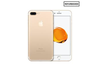 Apple iPhone 7 Plus 256GB Refurbished & Unlocked (Gold)