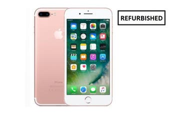 Apple iPhone 7 Plus 256GB Refurbished & Unlocked (Rose Gold)