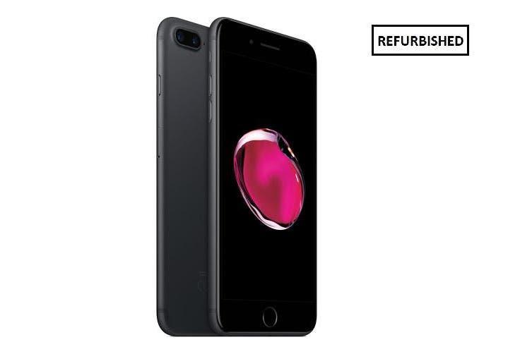 Apple iPhone 7 128GB Black Refurbished & Unlocked (AU Stock)