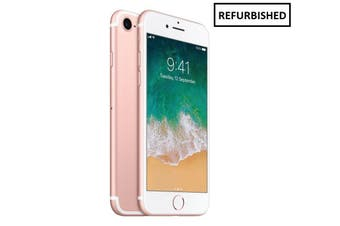 Apple iPhone 7 128GB Refurbished & Unlocked Rose Gold (AU Stock)