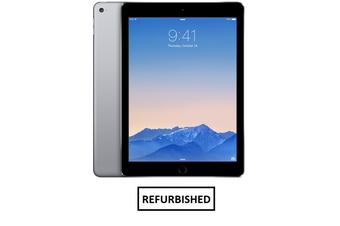 iPad Air 2 32GB Wifi + Cellular - Space Gray - Refurbished & Unlocked  - Grade B