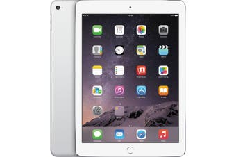 iPad Air 2 32GB Wifi + Cellular - Silver - Refurbished & Unlocked