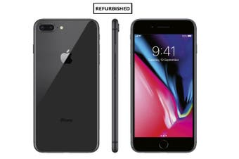 iPhone 8 Plus 64GB Space Grey - Refurbished & Unlocked
