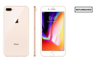 iPhone 8 Plus 256GB Gold - Refurbished & Unlocked