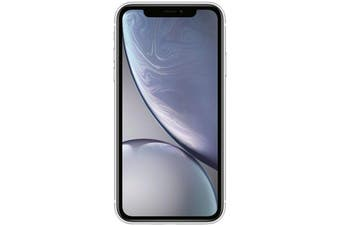 Apple iPhone XR 128GB - White (Unlocked) - Refurbished