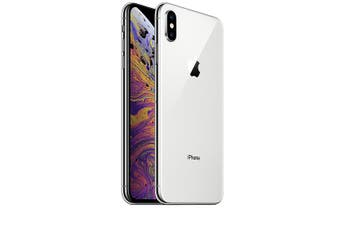 Apple iPhone XS Max 64GB - Silver (Unlocked) - Refurbished
