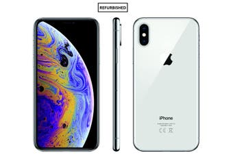 Apple iPhone XS 256GB - Silver (Unlocked) - Refurbished