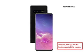 Samsung Galaxy S10 128GB 4G LTE - Prism Black - LCD Black Dot (AU Stock)