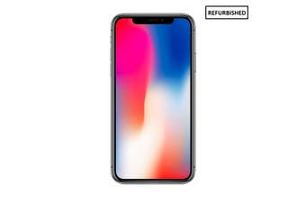 Apple iPhone X 64GB Space Grey - Refurb (AU Stock/Grade A) + Bonus Pack