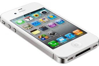 Apple iPhone 4S 16GB White - Refurbished & Unlocked (AU Stock) - Grade B