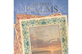 Beloved Psalms - 2020 Wall Calendar 16 month Premium Square 30x30cm (H)