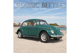 Classic Beetles - 2020 Wall Calendar 16 month Premium Square 30x30cm (EE)