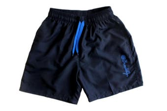 MEN'S CASUAL TRAINING RUNNING JOGGING GYM SPORT SHORTS Brooklyn -Navy
