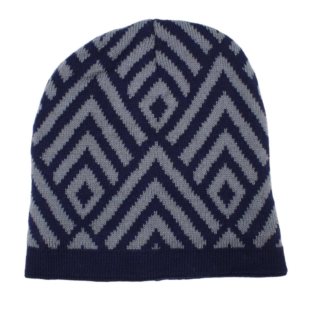 Atlantis Extreme Reversible Jersey Slouch Beanie