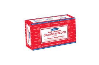 Dragon's Blood -  2x 15g Incense Sticks by Satya Nag Champa