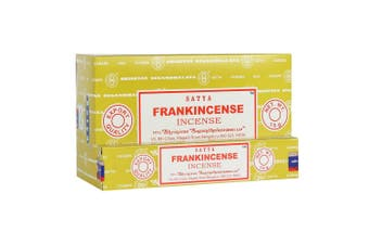 Frankincense - 2x 15g Incense Sticks by Satya Nag Champa