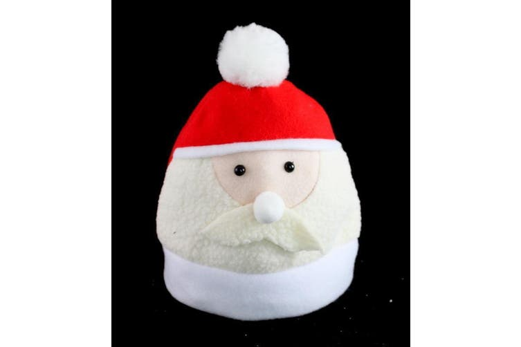 Baby's Christmas Hat Santa Claus Kids Toddler Xmas Costume Party Accessories