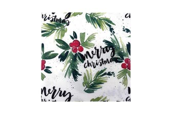 20x Elegant Christmas Paper Napkins Serviettes Large Thick Premium 3ply[Design: A]