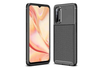 For Oppo Find X2 Pro Case Rugged Shockproof Heavy Duty Anti Slip Protective Case Cover (Black)