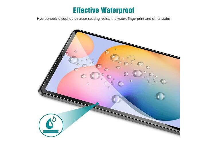 For Samsung Galaxy Tab S6 Lite SM-P610 /P615 Tempered Glass Anti Scratch Screen Protector   - Case Friendly Guard [1 Pack]