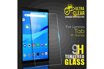 [1 Pack] For Lenovo Tab M8 Screen Protector, Tab M8 2nd Gen HD FHD 2019 Tempered Glass Anti Scratch Screen Protector - Case Friendly
