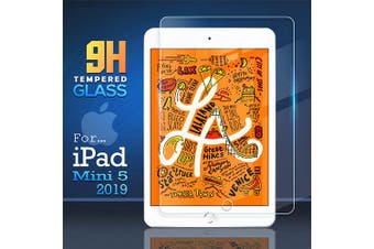 For Apple iPad Mini 5 5th Gen Generation 7.9 2019 Screen Protector Tempered Glass Screen Protector - Case Friendly
