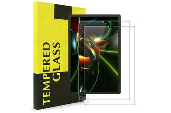 [2 Pack] For Samsung Galaxy Tab S5e SM-T720 /T725 Tempered Glass Anti Scratch Screen Protector Guard  - Case Friendly