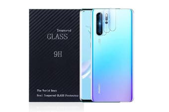 [3 PACK] Huawei P30 Pro Camera Lens Tempered Glass Screen Protector Guard - Case Friendly