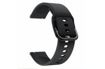 For Garmin Vivoactive 3 Replacement Band Wristband Silicone Sports Watch (Grey)