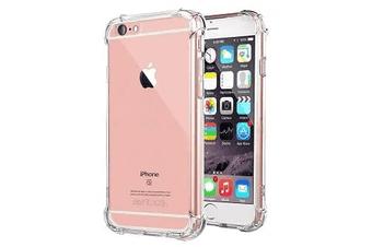 For Apple iPhone 6 Plus/6S Plus Case Shockproof Tough Air Cushion Gel Clear Transparent Heavy Duty Case Cover