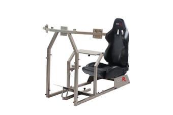 GTR Simulator GTA-F Racing Simulator - Black Seat
