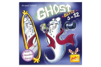 Ghost Blitz 5 to 12 Board Game
