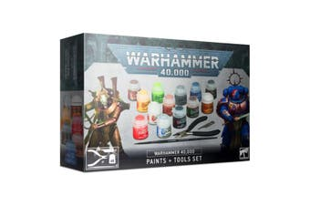 Warhammer 40k Paint + Tools