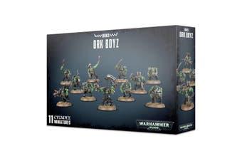 Warhammer 40k 40000 Ork Boyz