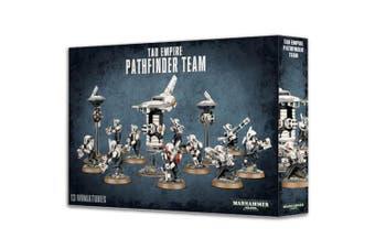Warhammer 40K 40000 Tau Empire Pathfinder Team 13 miniatures