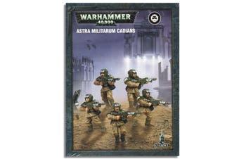 Warhammer 40K Citadel Astra Militarum Cadians