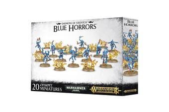 Warhammer 40K Age of Sigmar Daemons of Tzeentch Blue Horrors