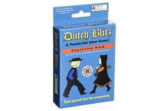 Dutch Blitz Blue Card Game Board Game
