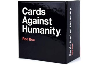 Cards Against Humanity Expansions RED Box